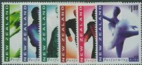 NZ SG2124-9 Performing Arts set of 6